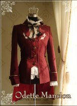 *R.S*Odette Mansion Dress Suit/Jacket