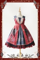 Infanta*Liyuan's spring and autumn*Chinese Style Lolita Jsk Dress