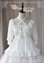 Ice cream party~Sweet Lace Lolita blouse