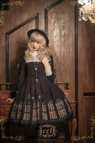 The Holy Cross ~Gothic Lolita OP Dress