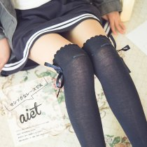 New A/W Japanese Style Cotton  Lolita Stocking