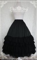Le Printemps~Long Version Lolita Skirt/Petticoat