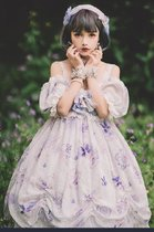 Secret key~Daily Sweet Lolita JSK Dress for Tea Party