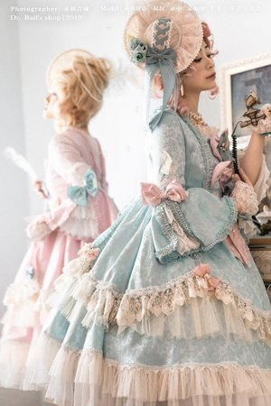 Marie-Antoinette~Elegant and gorgeous Classic Lolita OP Dress~ Limited to 300 pieces