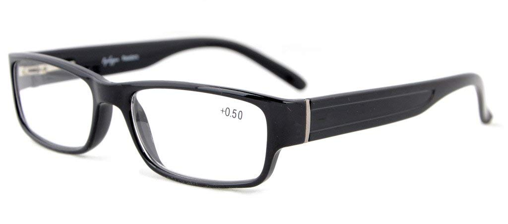 Eyekepper Reading Glasses Classic Full Frame Design with Quality ...