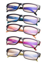 5 Pack UV Computer Glasses with Amber Tinted Lens CG054