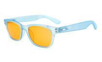 Computer Reading Glasses Blue Blocking Anti Reflective Dark Orange Lenses Blue DS148