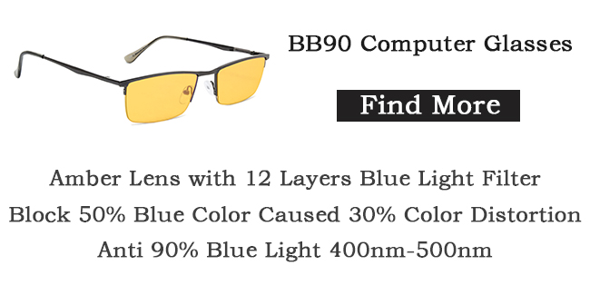 Eyekepper BB90 computer glasses blue light blocking