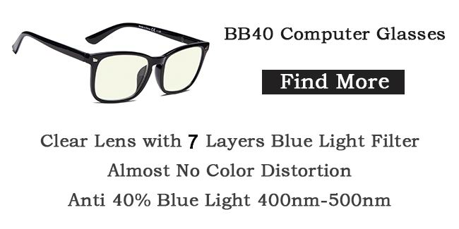 Eyekepper BB60 computer glasses 100% UV protection