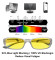 Computer Reading Glasses Anti Blue Light Yellow Tinted Lens for Electronic User Silver-Black CGXM03