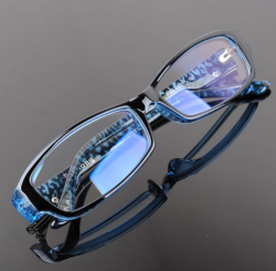 Anti Blue Light Glasses Computer Reading Eyeglasses Eye Strain Protection Blue