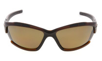 Sunglasses Polarized Polycarbonate TR90 Unbreakable Sport Brown/Brown Lens TH7007