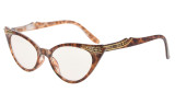 Cateyes Computer Reading Glasses - Blue Light Blocking Anti Eye Strain Readers Womens,Tortoise CG914