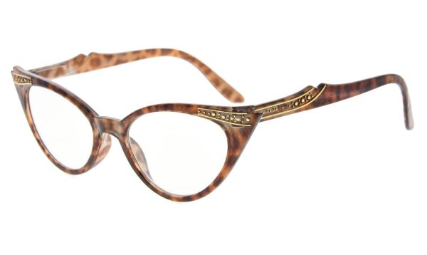 Reading Glasses Cateyes Readers Women Tortoise R914