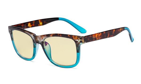 Eyekepper Ladies Blue Light Blocking Reading Glasses With
