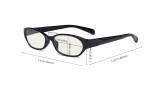 Blue Light Filter Glasses Anti Glare Blocking UV Rays -  Digital Eyeglasses for Women Reading Computer Screen - Grey UVR9101