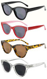 4-packing Bifocal Sunglasses for Women Reading under the Sun Stylish Bifocal Readers Tinted Lens Oversize SBR9106