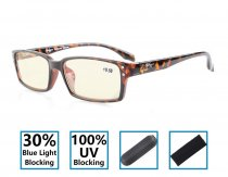 Computer Reading Glasses UV Protection Tinted Lens For Women Men CG096