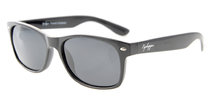 Sunglasses Polarized Classic Men Women Grey Lens SR093