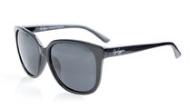 Oversize Polarized Sunglasses Women Black S017-Polarized