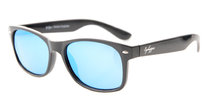 Sunglasses Polarized Classic Men Women Blue Mirror SR093