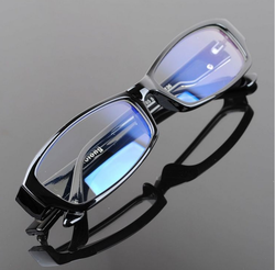 Eyekepper Anti Blue Light Glasses Computer Reading Eyeglasses Eye Strain Protection Black