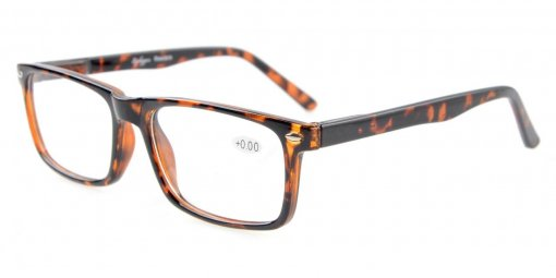 Spring Hinges Reading Glasses For Men Women Tortoiseshell R899-6