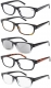5 Pairs Mix Reading Glasses Include Sun Readers R019-Mix