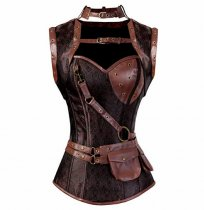 Leather Collar Packet Noble Top