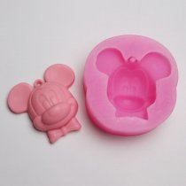 BB014 Male Mouse Silicone Mold Chocolate Fondant Cake Decoration Kitchen Soap Tools