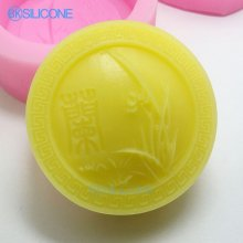 Orchid Flower Silicone Mold Craft Molds DIY Handmade Cake Molds AN020