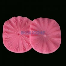 BJ016 Lotus Leaf Silicone Molds Craft Tools Cake Decorating Resin Mould Polymer Clay Molds