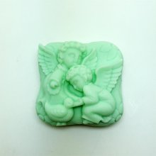 Baby&Mom Angel Silicone Soap Molds Craft Molds Diy Handmade Moulds AM013