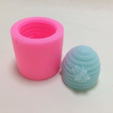 BM016 bee 3d silicone mold Cake Decorating Tools