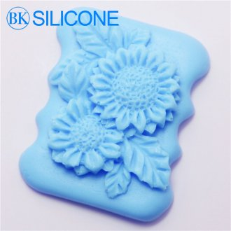 Daisy Flowers Silicone Mold Milo Mould Silicone Milo Mould Sveče Sunflower AJ010