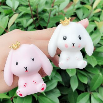 Aromatherapy plaster mold lop ear rabbit mold spread the fragrant stone DIY mold rabbit mold gypsum powder