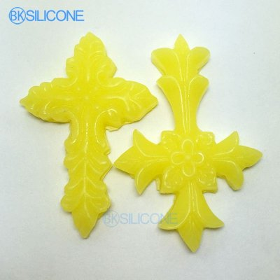 Silicone Mold Craft Molds DIY Handmade Cake Molds Cross AN006
