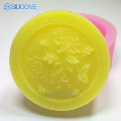 Chrysanthemum Flower Silicone Mold Craft Molds DIY Handmade Cake Molds AN022