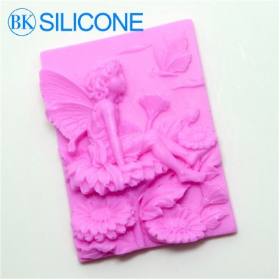 Angel Silicone Molds Cake Decorating Tools Moulds AG002
