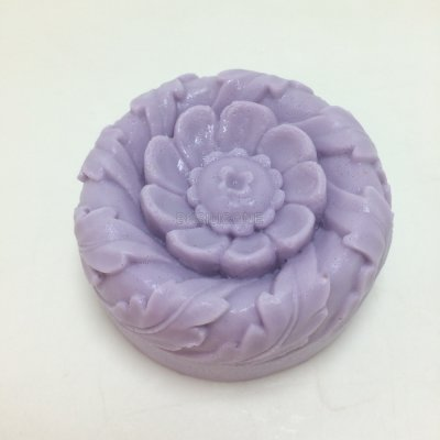 BN015 flowers Silicone Candle Molds Resin Clay Soap Mold Gumpaste Fondant Cake Decorating Tools