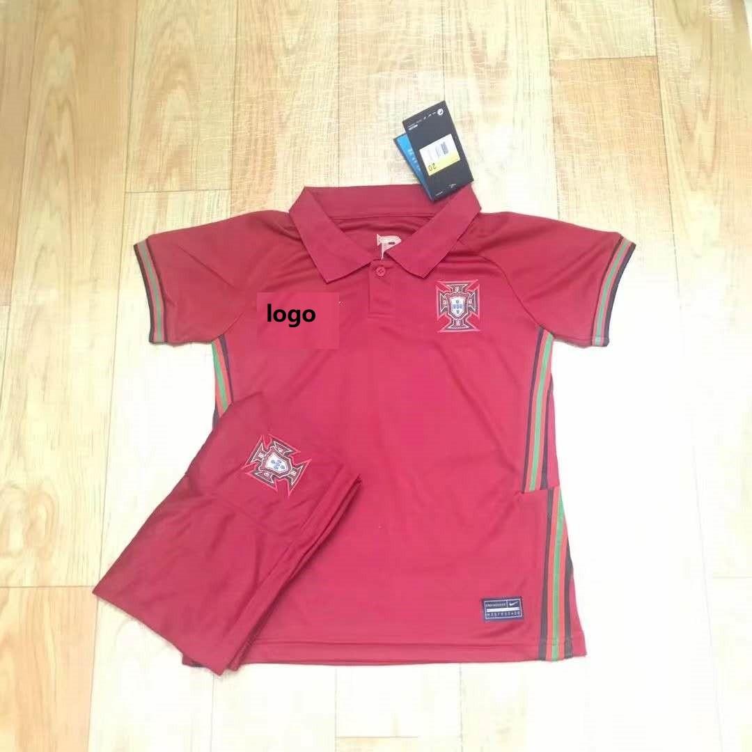 20-21 Men AAA Quality Portugal soccer kits football uniforms