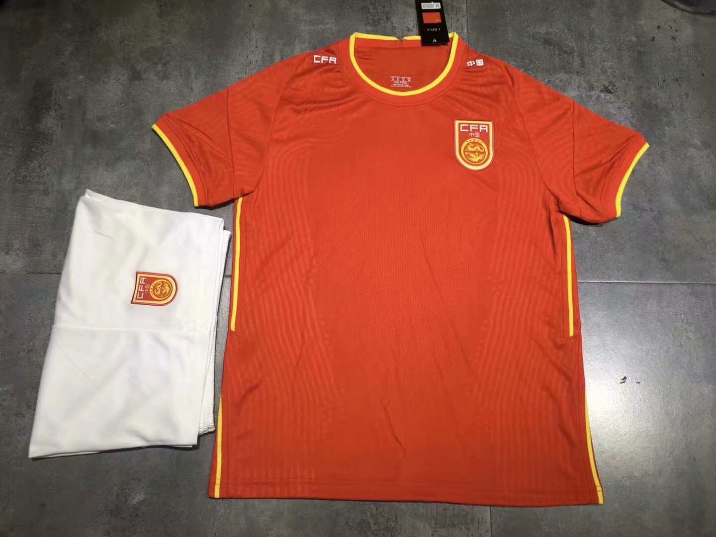 2020-2021 Youth Adult Kit China New Soccer Uniforms ...
