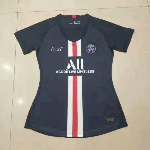 online store 7ef99 a4646 19/20 women thai version PSG home soccer shirt football jersey Fútbol