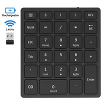 Wireless Numeric Keypad N067