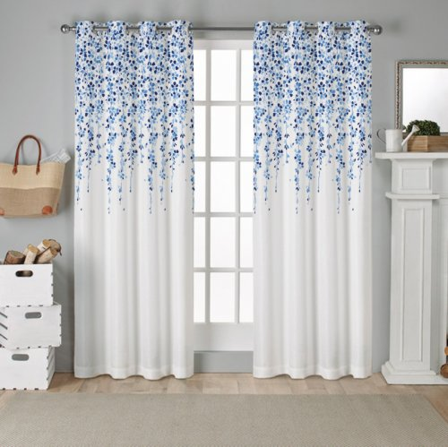 NICETOWN Custom Pattern, Hearder, Size, Printed Blackout Curtains, Sold as 1 Panel.