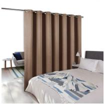 Room Dividers Blackout Curtain, Sold as 1 Panel