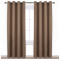 Blackout Thermal Insulated Grommet Curtain Panel for Living Room Bedroom Nursery, Sold as 1 Panel