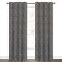 Custom Mandala Style Pattern Blackout Pattern Thick Thermal Insulated Blackout Curtain by NICETOWN ( 1 Panel )