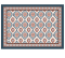 Boho Style Pattern Print Waterproof Tablecloth for Parties