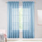 Linen Textured Semi Sheer Curtain (1 Panel)